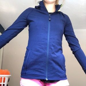 Other - girls ivivva navy blue hoodie